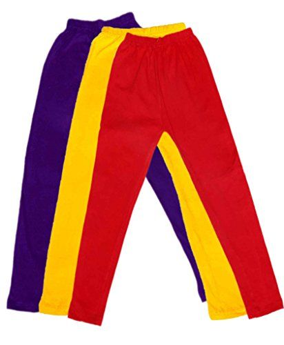 Indistar Boys Super Soft Ankle Length Cotton Lycra Leggings
