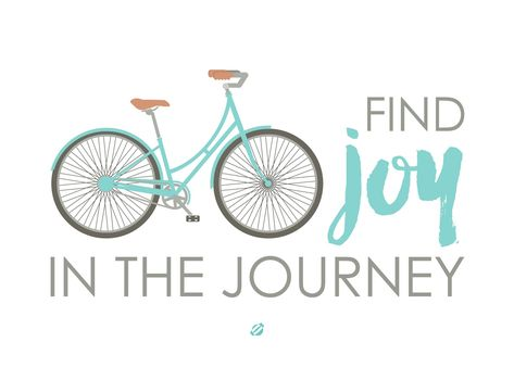 Finding Joy in the Journey - Re-Fabbed