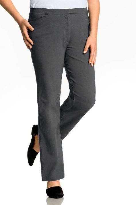 807503f3be7 Plus Size - Sara Bengaline Long Zip Pant