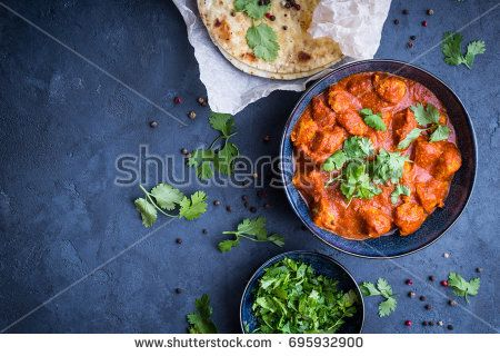 The Best Bowl And Naan