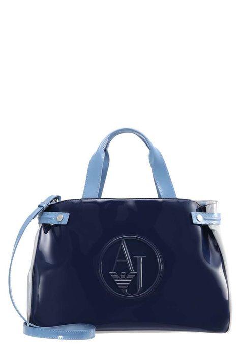 Collezione borse Armani Jeans Autunno Inverno 2016-2017 - Mini handbag blu