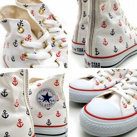 007a6f1af converse all star originales en dos colores - Buscar con Google ...