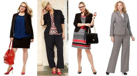 8af8b13da54 advice on where to find fashionable plus size work clothing from Wardrobe  Oxygen
