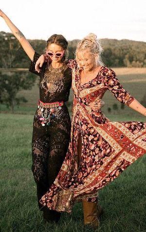 Boho Style Clothing For Women