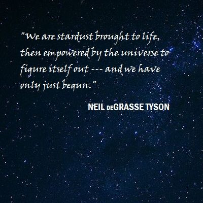 From Astrophysics For People In A Hurry By Neil Degrasse Tyson Astrophysics Neil Degrasse Tyson Quotes