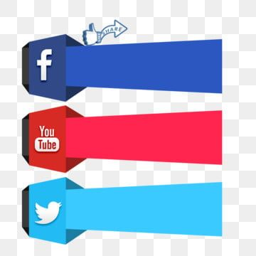 Social Media 3d Icon Facebook Youtube Twitter Icon Facebook Icons Youtube Icons Twitter Icons Png Transparent Clipart Image And Psd File For Free Download Facebook Icons Twitter Icon Png Twitter Icon