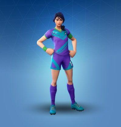 Fortnite World Cup Girl Skin Fortnite Soccer Skins List World Cup Pro Game Guides Di 2020