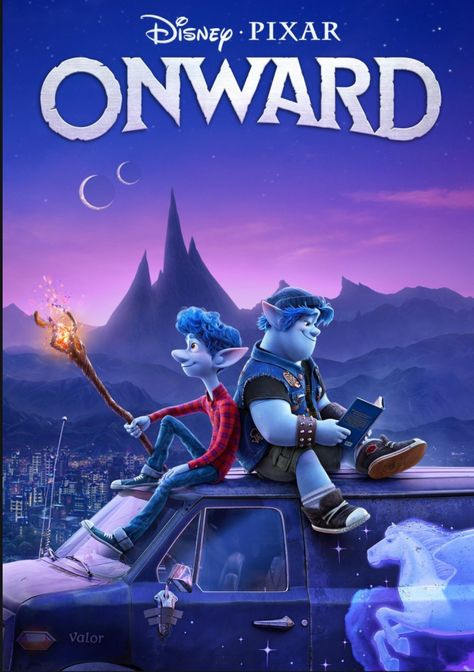 Easy Onward Family Movie Night