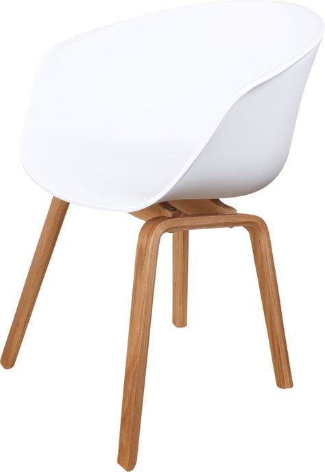 Design Kunststof Stoelen.Ds4u Chair For You Design Kuipstoel Kunststof Wit In 2020