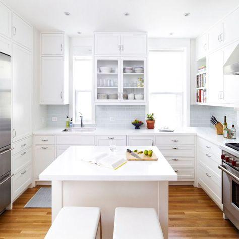 Groß Kleine Kücheninsel Mit Frühstücksbar Fotos - Küchen Ideen ...