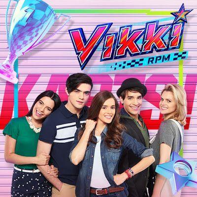 Vikki Rpm Estreia 31 De Julho Paises Que Falam Espanhol Com