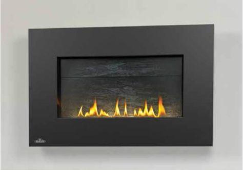home fireplaces gas fireplaces napoleon whvf31 plazmafire rh pinterest com au
