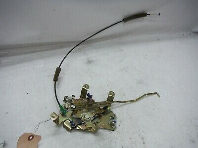 2003 Honda Element Driver Left Rear Door Lock Latch Actuator Oem 2003 2011 In 2020 Honda Element Actuator Door Locks
