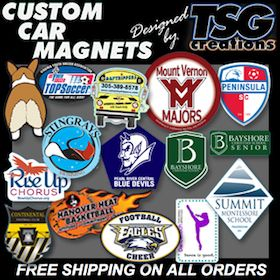 Whats Happening What Events Could Our Custom Car Magnets - Custom car magnets decals