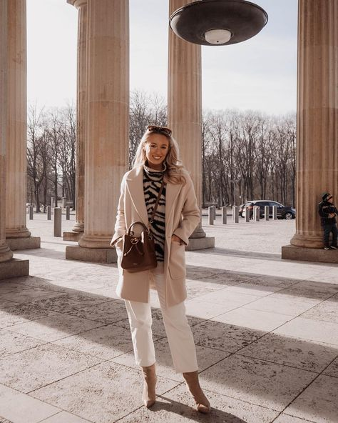 "Josie // Fashion Mumblr on Instagram: ""Unintentionally matching my surroundings in Berlin! 💫"""