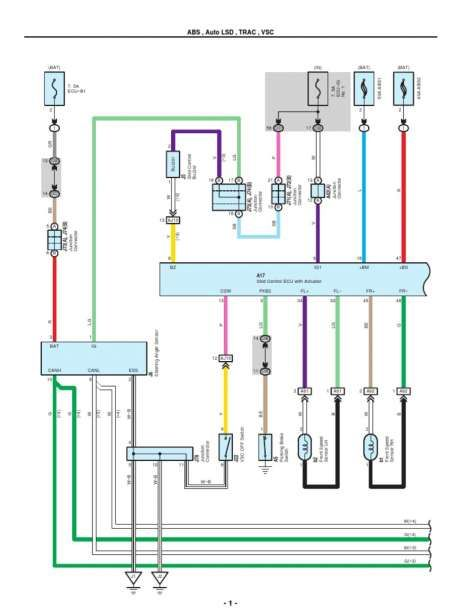 12 2007 Toyota Tundra Electrical Wiring Diagram Electrical Wiring Diagram 2007 Toyota Tundra Tundra