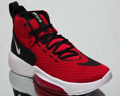 Nike Zoom Rize Tb Mens University Red Basketball Sneakers Shoes Bq5468 600 Ebay Nike Zoom Basketball Sneakers Nike