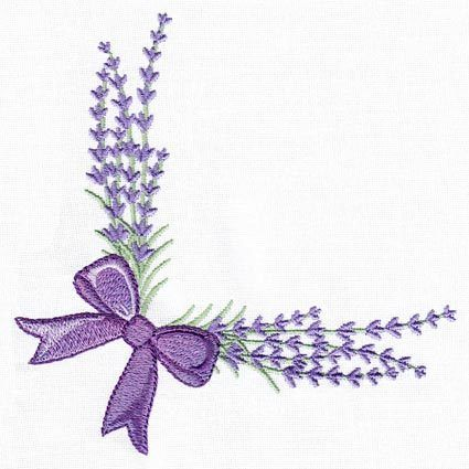 Lavender Delight 2 5x7 Flower Machine Embroidery Designs Small Flower Drawings Flower Drawing