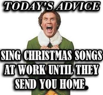Pin By Shannon Hemmerle On Funnies Buddy The Elf Elf Memes Holiday Meme