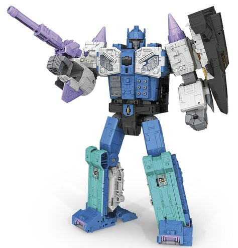 Transformers Titans Returns DREAD DECEPTICON OVERLOAD Leader NEW Hasbro BOX NIB