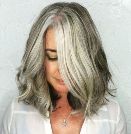 Youthful Hairstyles For Grey Hair Iles Formula Thick Hair Styles Gray Balayage Gorgeous Gray Hair