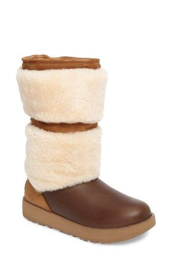 78d861de909 UGG UGG REYKIR WATERPROOF SNOW BOOT. #ugg #shoes # | Ugg | Boots ...