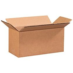 Office Depot Brand Corrugated Boxes 9 X 4 X 4 Bundle Of 25