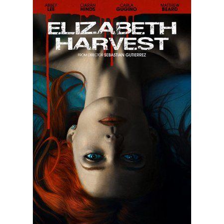 Elizabeth Harvest Dvd Walmart Com In 2021 Ciaran Hinds Carla Gugino Elizabeth
