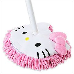 Hello Kitty Dust Mop