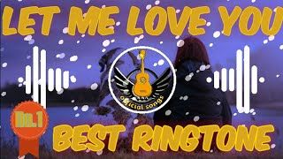 Let Me Love You Ringtone Download Mp3 Free Ringtone Download Let Me Love You Let It Be