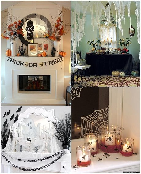 Halloween decoration Holiday Ideas Pinterest Decoration - office halloween decorating ideas