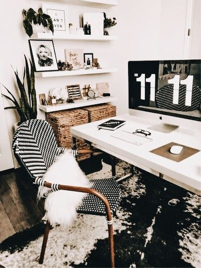 Create A Great Home Office Space For Your Startup Home Office Decor Work Space Decor Home Decor