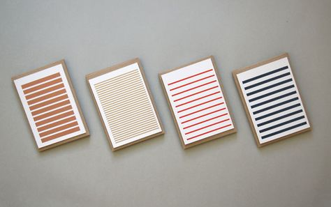 Stripetown Set In The Kdf Shop Card Stripes Red Navy Rust