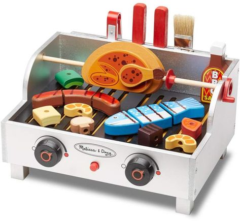 24 pc rotisserie grill barbeque set skill developing activities rh pinterest ca