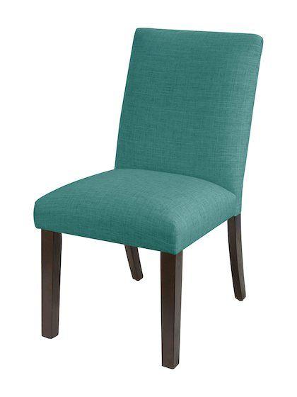 pleated dining chair by skyline furniture at gilt 84 graveyard rh pinterest com