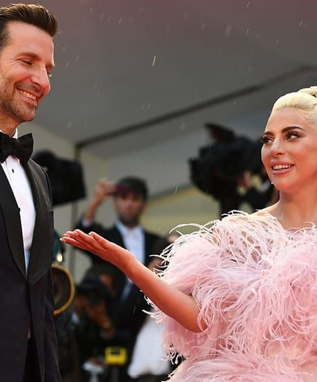 Lady Gaga And Bradley Cooper S Cutest Moments Together Lady Gaga Celebrities Bradley Cooper