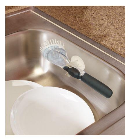 Jokari Dish Brush Holder | Cool Stuff | Pinterest | Brush Holders, Dish  Racks And Organizing