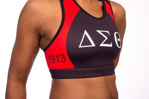 Delta Sigma Theta Apparel, Greek Life, Dope Outfits, Range Of Motion, Fraternity, Workout Wear, Sorority, Active Wear, Dope Clothes