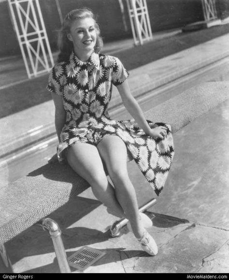 Pensamento Do Dia Quando Duas Pessoas Estao Apaixonadas Nao Olham Uma Para A Outra Olham Na Mesma Direcao Ginger Rogers Classic Hollywood Vintage Pinup