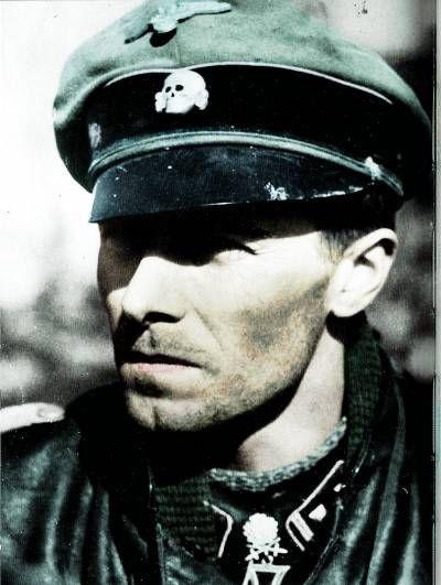 The Malmedy Massacre - Jochen Peiper