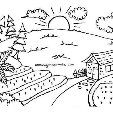 27 Contoh Kritik Seni Lukis Pemandangan Gunung Lukisan Pemandangan Alam D47em86gjyn2 Download 90 Lukisan Dan Gambar Pemand Di 2020 Sketsa Kritik Seni Buku Gambar