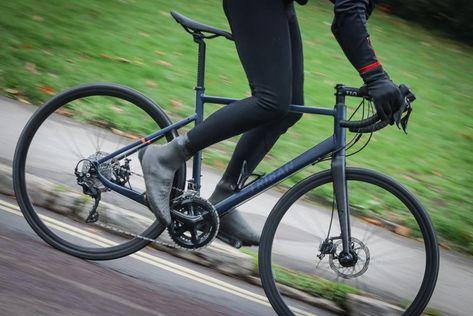 fcd2798f606 TRIBAN RC 500 Disc Road Bike, Black - Sora   wish list   Road bike, Bike,  Cycling helmet
