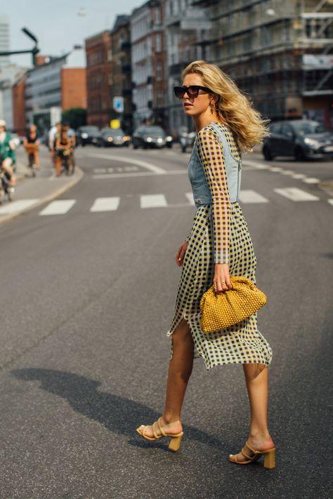 The Best Street Style Looks from Copenhagen Fashion Week SS21