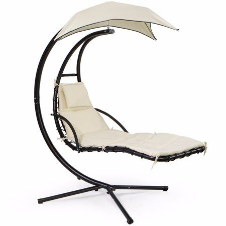 Patio Garden Swinging Chair Patio Swing Chair Outdoor Patio Chaise Lounge