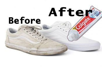 How To Get Rid Of Dirt On White Vans