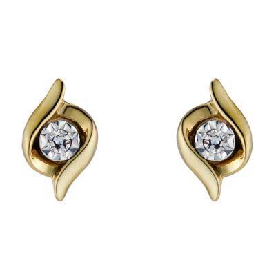 H Samuel Gold Earrings H Samuel Gold Earrings Ebay TrendEarrings