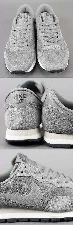 All grey everything: Nike Air Pegasus 83' Mercury Grey …