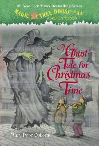 Treehouse Christmas 2020 Hours Magic Tree House (R) Merlin Mission: A Ghost Tale for Christmas