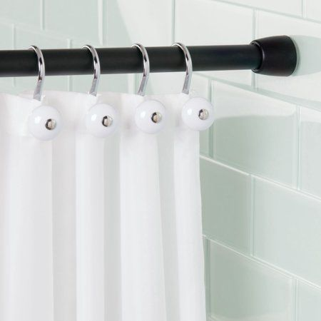 Home Cool Shower Curtains Shower Curtain Rods Large Shower