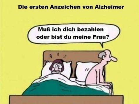 Meme - Alzheimer?